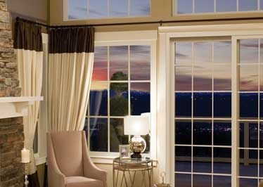 huge sliding window